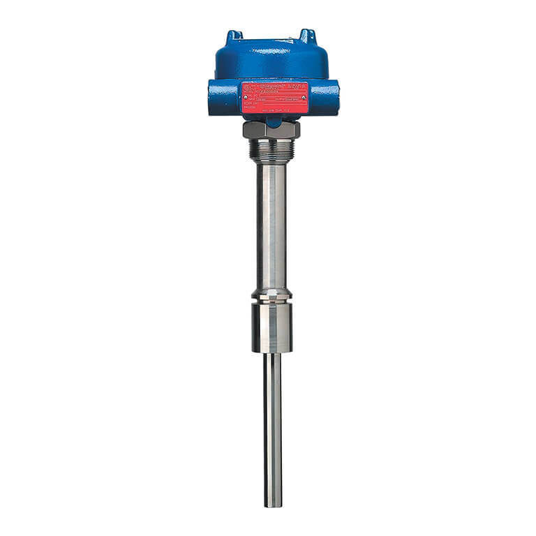 Solitel® vibrating rod level switch