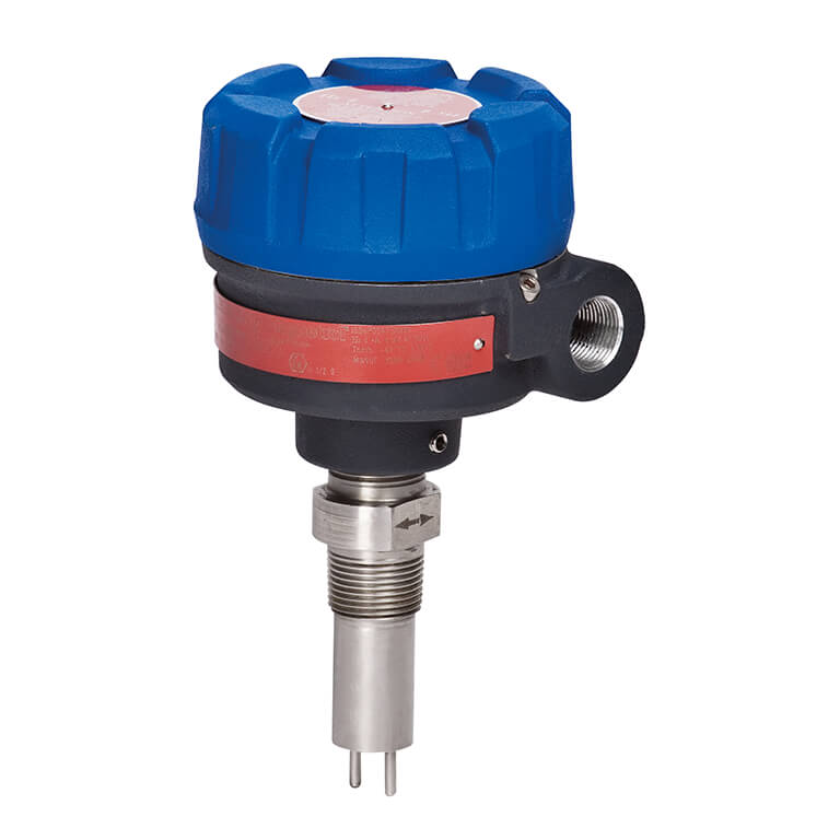Thermatel® TD1/TD2 interruptores de flujo/nivel/interfase