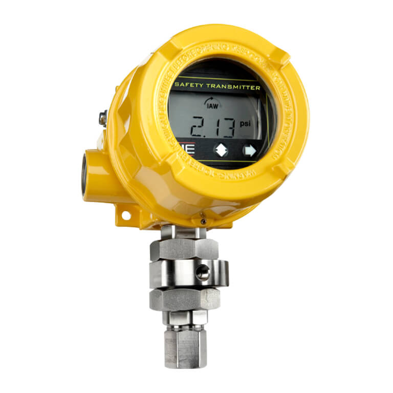 One Series Safety Transmitter - SIL 2 / Certified System