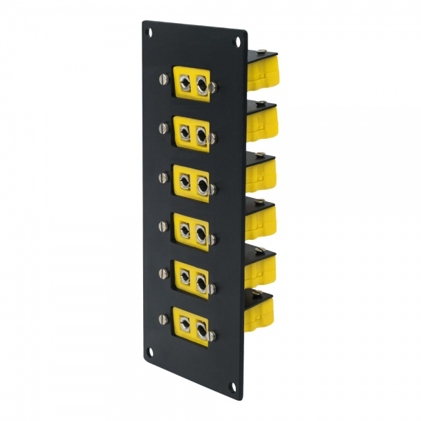 Offset Connectors for Panels
