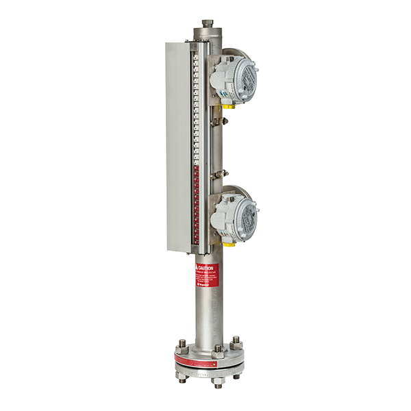 Vector™ magnetic level indicator